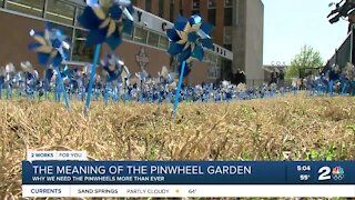 Tulsa County honors child abuse victims