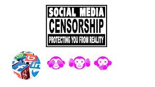 Social Media Censorship s