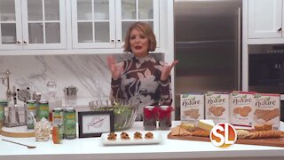 Joann Butler has tips on holidays with a healthy twist