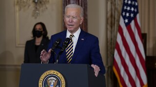 Pres. Biden Issues Executive Orders On Immigration, Foreign Policy
