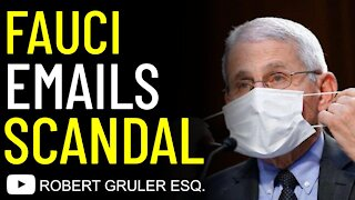 Dr. Fauci Emails Scandal