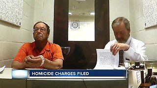 Homicide charges filed against Brown County man