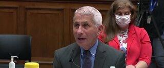 Dr. Fauci optimistic about vaccine trials