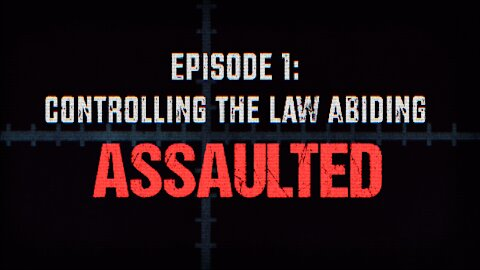 Episode 1: Controlling the Law Abiding | Assaulted