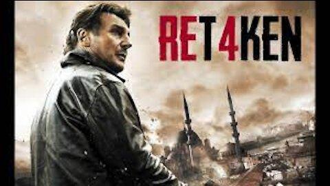 TAKEN 4 RETIREMENT official movie trailer(HD) 2021