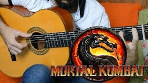 Mortal Kombat - Fingerstyle Guitar