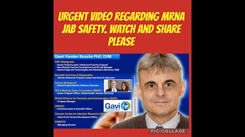 URGENT...please watch and share