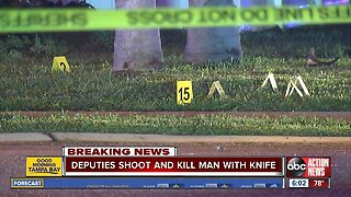 Man dies after deputy-involved shooting in Ruskin
