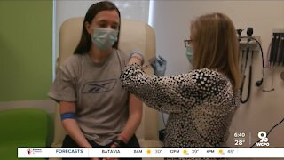 Local COVID-19 vaccine trial recipient speaks out