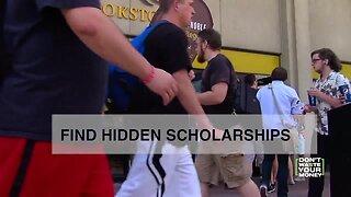 Find Hidden College Scholarships