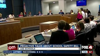 Lee County School District hosting meeting to discuss arming teachers
