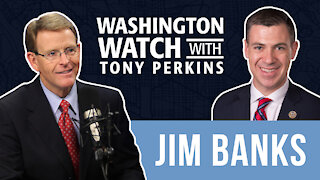Jim Banks Discusses His Concern Over Defense Secretary Lloyd Austin's Stand Down Order