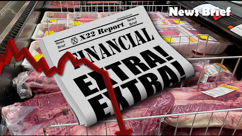 Ep. 2580a - Food Shortage Narrative Being Built, [CB] & Patriots Battle Over Next Currency