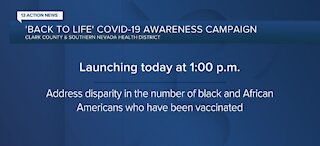 Clark County, Southern Nevada Health District to launch vaccine awareness campaign