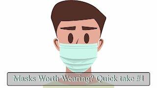 VINTAGE - Masks Worth Wearing? Quick Take #1