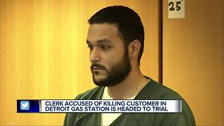Clerk charged with murder in Sunday shooting at Citgo gas station