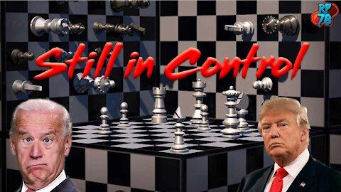 Trump's Plan - Patriots Are STILL In Control
