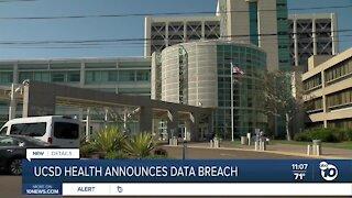 UCSD Health announces data breach