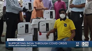 How you can help an Arizona group support those in India fighting COVID-19