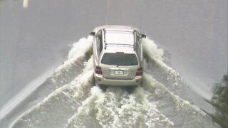 CHOPPER 5: Flooding in Martin County