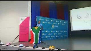 SOUTH AFRICA - Peace Ambassador Graduation (Video) (bry)