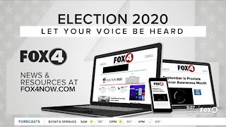 On Fox 4: Election 2020