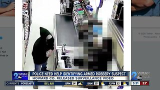 Police need help identifying armed robbery suspect