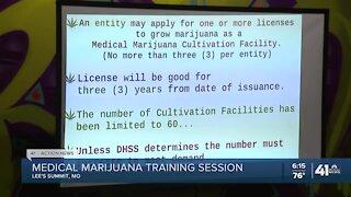 Lee's Summit dispensary hosts medical marijuana training for law enforcement