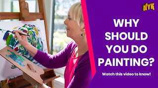 Top 3 Benefits Of Painting