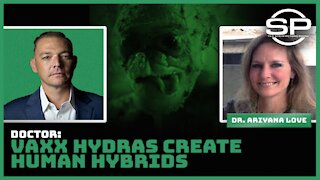 Doctor: Hydras and Parasites in Vaxx, Transfecting Humans Into New Species