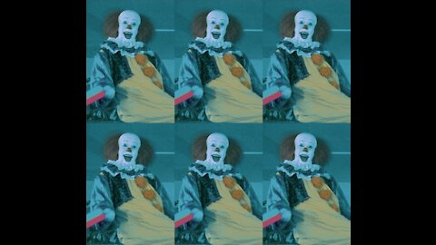 YTMND: Pennywise raves down there