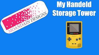 Handheld Storage Tower DIY