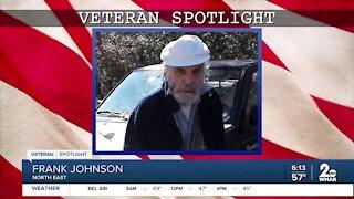 Veteran Spotlight: Frank Johnson of Northeast