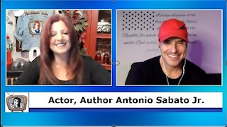 An Interview with Hollywood Conservative Antonio Sabato Jr