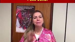 Luizianne Lins Denuncia Desmonte Do Suas