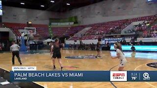 Palm Beach Lakes falls in state semis