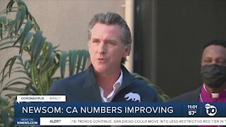 Newsom: We're turning the page on the pandemic