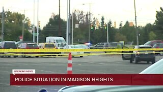 Police situation in Madison Heights