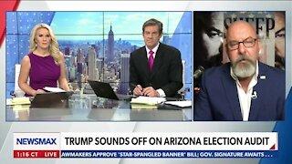 TRUMP SOUNDS OFF ON ARIZONA ELECTION AUDIT