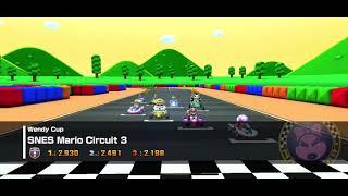 Mario Kart Tour - SNES Mario Circuit 3 Gameplay
