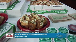 Level Up Your Pizza Game with Papa John's