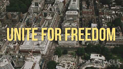 What It's REALLY Like To Attend a Freedom Rally | London 26/06/2021 | Oracle Films