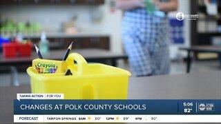 Back to school: Polk County schools return to class today