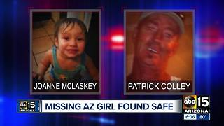 Amber Alert canceled after 1-year-old found safe