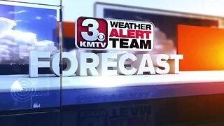 Expanded Friday Forecast