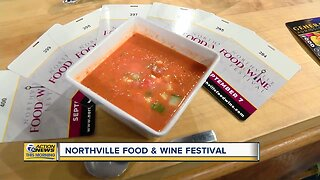 1st ever Northville Food and Wine Festival