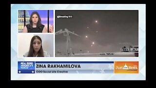 Live updates from Tel Aviv. Hamas fires rockets into Israel, and IDF retaliates