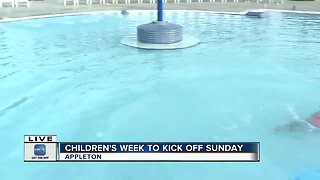 Children's Week in Appleton