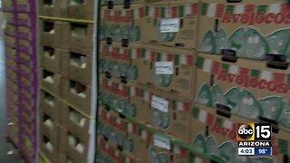Potential impact of Mexico tariffs on Arizona