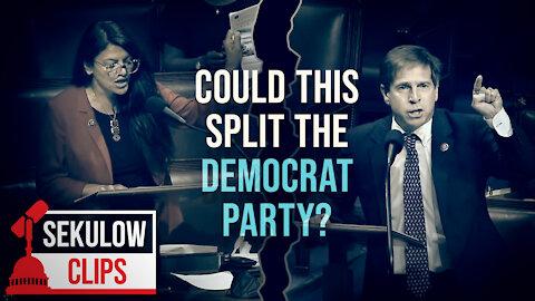 Fellow Democrats Have Hostile Words in Congress